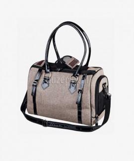 Elegancka torba transportowa dla psa TALIA Trixie 23 × 28 × 38 cm