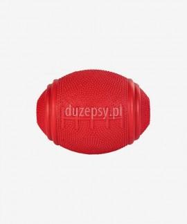 Piłka gumowa na przysmaki dla psa RUGBY Trixie 8, 10 cm