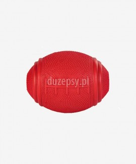 Piłka gumowa na przysmaki dla psa RUGBY Trixie 8 cm