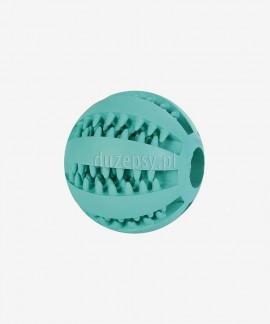 Denta Fun piłka z naturalnej gumy dla psa miętowa Trixie