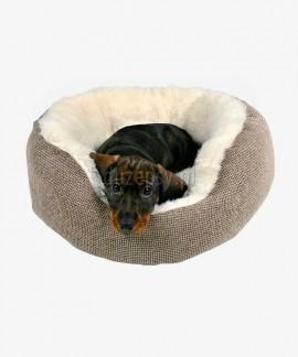 Legowisko dla małego psa OPONKA YUMA ø 45-55 cm