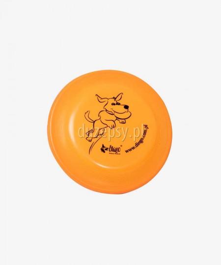 Dysk frisbee pływający z naturalnej gumy ø 15-24 cm