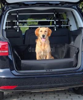 Mata samochodowa do bagażnika dla psa 164 x 125 cm