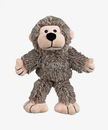 Małpka pluszowa zabawka dla psa z piszczałką TRIXIE 24 cm