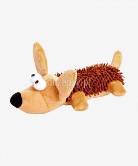Pies pluszowa zabawka dla psów piszcząca DINGO 20 cm