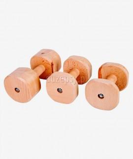 Aport drewniany do IPO skręcany EXTRA - gryf z buczyny