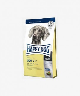 Happy Dog Light 2 Low Fat sucha karma dla psów niskokaloryczna