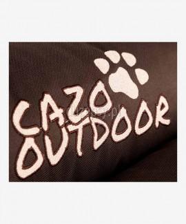 Mocne legowisko dla dużego psa Cazo OUTDOOR Maxy Brązowe do 120cm