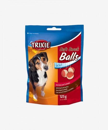Smakołyki dla psa do szkolenia KULKI Trixie - wołowina, indyk op. 125g