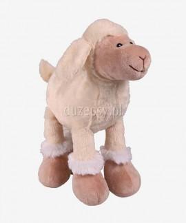 Owieczka pluszowa zabawka dla psa piszcząca TRIXIE 30 cm