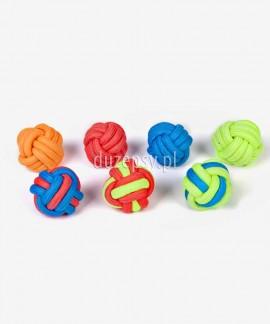 Piłka pleciona z linki dla psa ENERGY Dingo Ø 7 cm