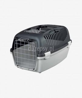 Transporter plastikowy dla kota Open Box CAPRI 3 do 12 kg - 40 × 38 × 61 cm