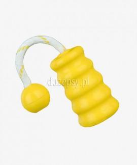 Fun-Mot® zabawka pływająca z naturalnej gumy dla dużego psa Trixie 9 cm/22 cm