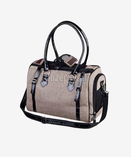 Elegancka torba transportowa dla kota TALIA Trixie 23 × 28 × 38 cm