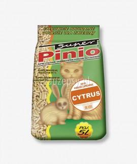 Super Pinio Cytrus drewniane podłoże żwirek dla kota