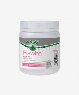 Dr Seidel Flawitol dla szczeniąt witaminy i minerały z flawonoidami z winogron 120 tabl.