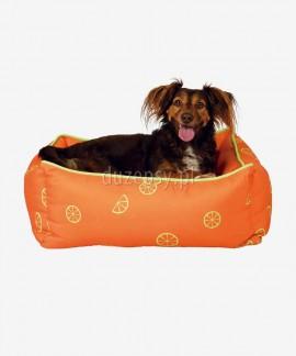 Nowoczesne legowisko dla psa FRESH FRUITS Trixie 50-60 cm