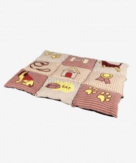 Mata kocyk dla psa PATCHWORK Trixie 80 x 55 cm