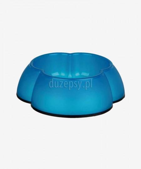 Miska dla psa plastikowa na gumie Trixie