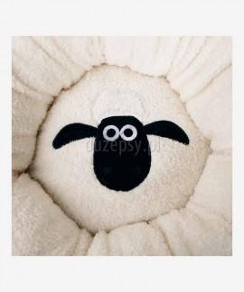 Eleganckie legowisko dla małego psa SHAUN THE SHEEP Trixie ø 50 cm