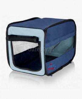 Buda transporter materiałowy dla psów lub kotów składany TWISTER Trixie