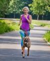 Pas do biegania z psem - do canicrossu dogtrekkingu joggingu 4 w 1 DINGO