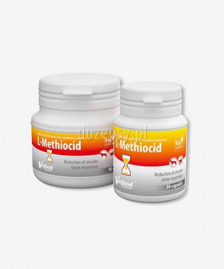 L-Methiocid preparat wspomagający leczenie kamicy nerkowej u psów i kotów (Urocid)