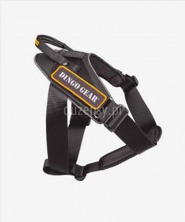 Mocne szelki dla dużego psa do pracy i do szkolenia K9 – 60-105 cm