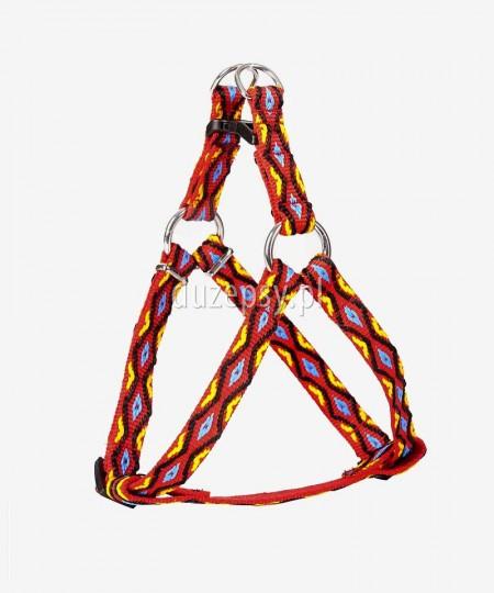 Szelki dla psa z taśmy WINNETOU 42-90 cm