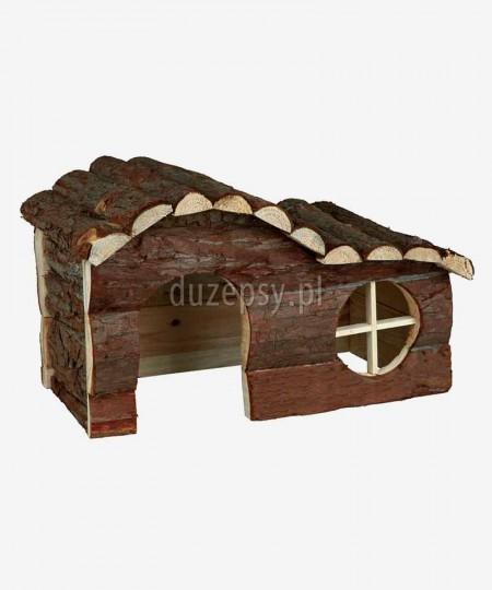 Domek drewniany dla gryzoni i małych zwierząt HANNA Trixie - 3 rozmiary