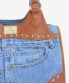 Designerska torba transportowa dla małego psa DoggyDolly 23 x 40 x 32 cm