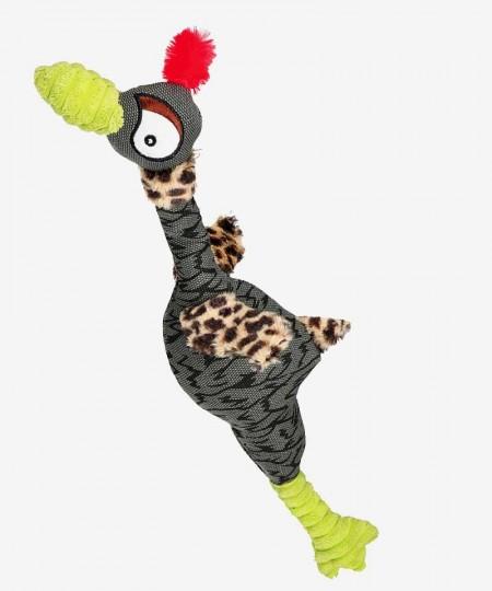 Maskotka dla psa zabawka z dżwiękiem KURCZAK TRIXIE 47 cm