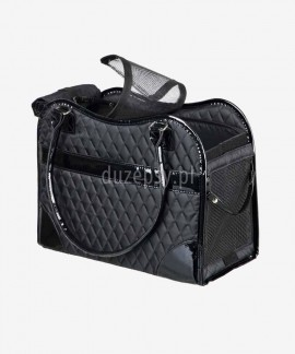 Stylowa torba transportowa dla psa transporter AMINA Trixie 18 × 29 × 37 cm