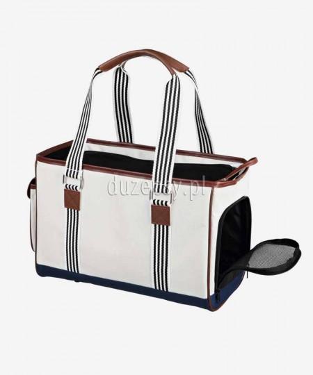 Elegancka torba transportowa dla psa ELISA Trixie 20 × 26 × 41 cm