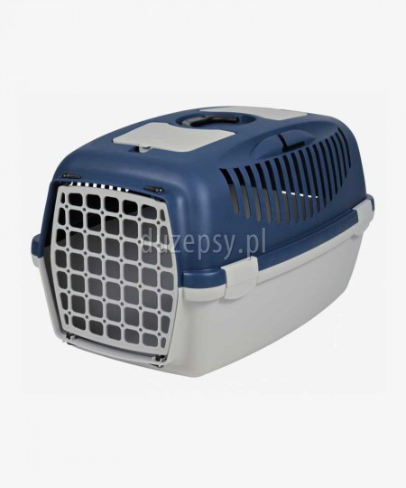 Transporter plastikowy dla kota CAPRI 3 - 40 × 38 × 61 cm