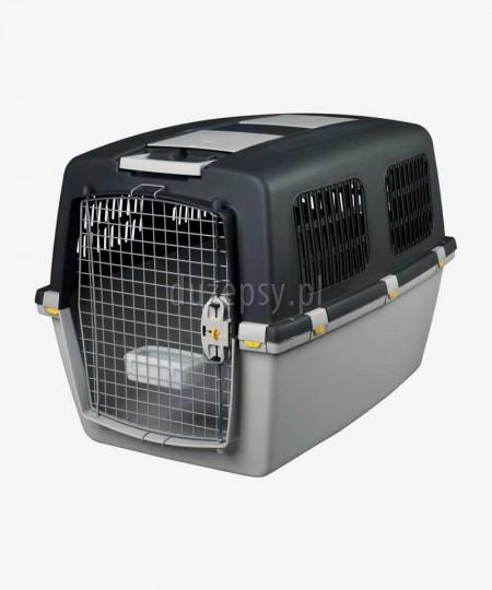Transporter GULLIVER 6 do przewozu dużego psa do 38 kg - 64 × 64 × 92 cm