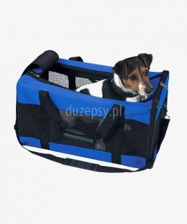 Torba transportowa dla małego psa - przenośna buda z neoprenu Trixie