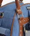 Ekskluzywna torba dla yorka DoggyDolly 21 x 38 x 29 cm