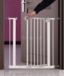 Bramka zabezpieczająca rozporowa barierka dla dużego psa Trixie