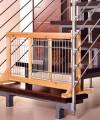 Barierka zabezpieczająca drzwi lub schody dla małych psów i szczeniąt Trixie