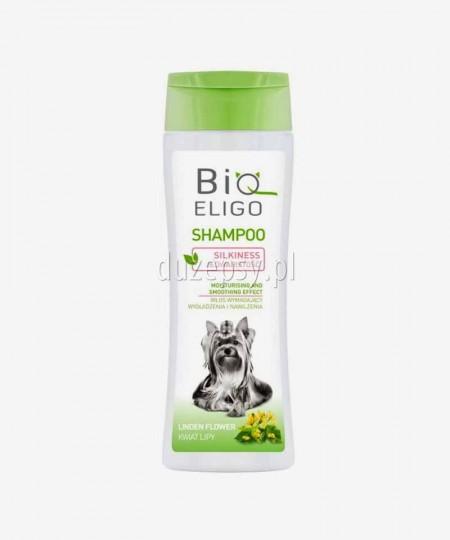 Szampon dla psów z długą sierścią BioEligo Jedwabistość Dermapharm 250 ml