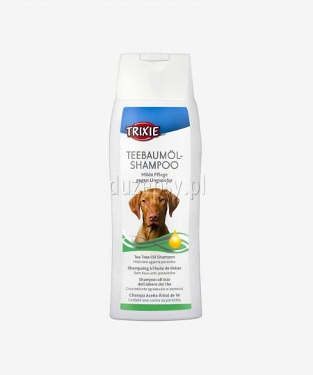 Szampon z olejkiem z drzewa herbacianego dla psów Trixie, 250 ml