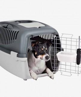 Transporter plastikowy dla psa do 12 kg GULLIVER 3 - 40 × 38 × 61 cm