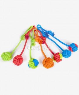 Piłka dla psa z linki z uchwytem ENERGY Dingo