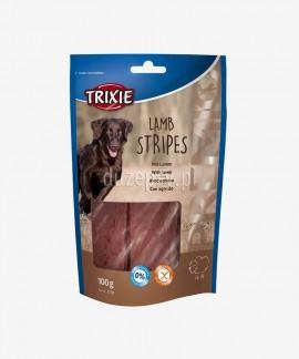Trixie Premio paski z jagnięciny przysmaki dla psa 100 g