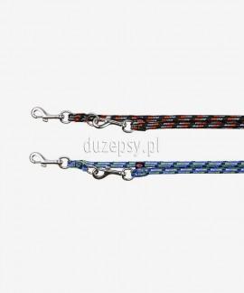 Smycz z liny górskiej dla dużego psa regulowana Trixie ø 8-13 mm