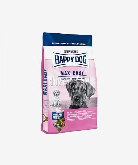Happy Dog Maxi Baby karma dla szczeniąt psów dużych ras 15 kg