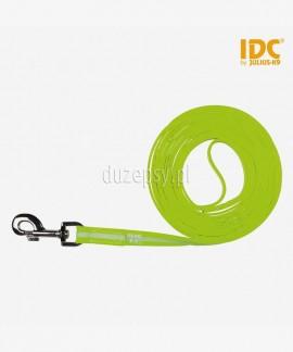 Smycz treningowa dla psa Julius-K9 IDC ® Lumino 19 mm x 5-10 m