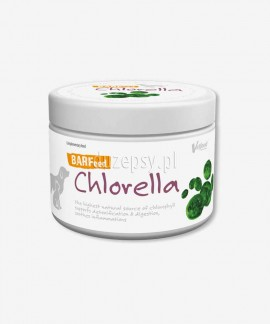BARFeed Chlorella suplement diety BARF dla psów