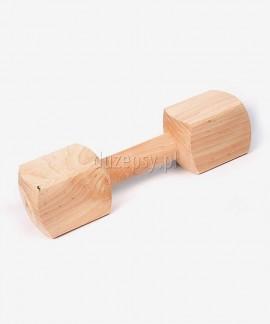 Aport drewniany dla psa zabawka Dingo, różne rozmiary